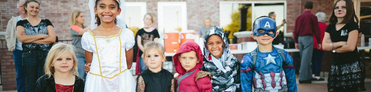Un Halloween sécuritaire… À la façon Kidpower