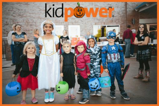 Halloween à la Kidpower